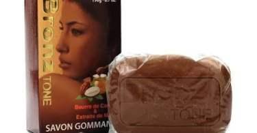 Bronze Tone Exfoliating Soap
