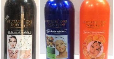Glutathione Injection Shower Gel