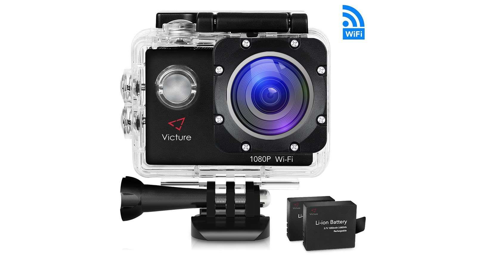 The Victure Sports Action Camera 14mp Review An Affordable Gopro Rival 1080p Wifi Main