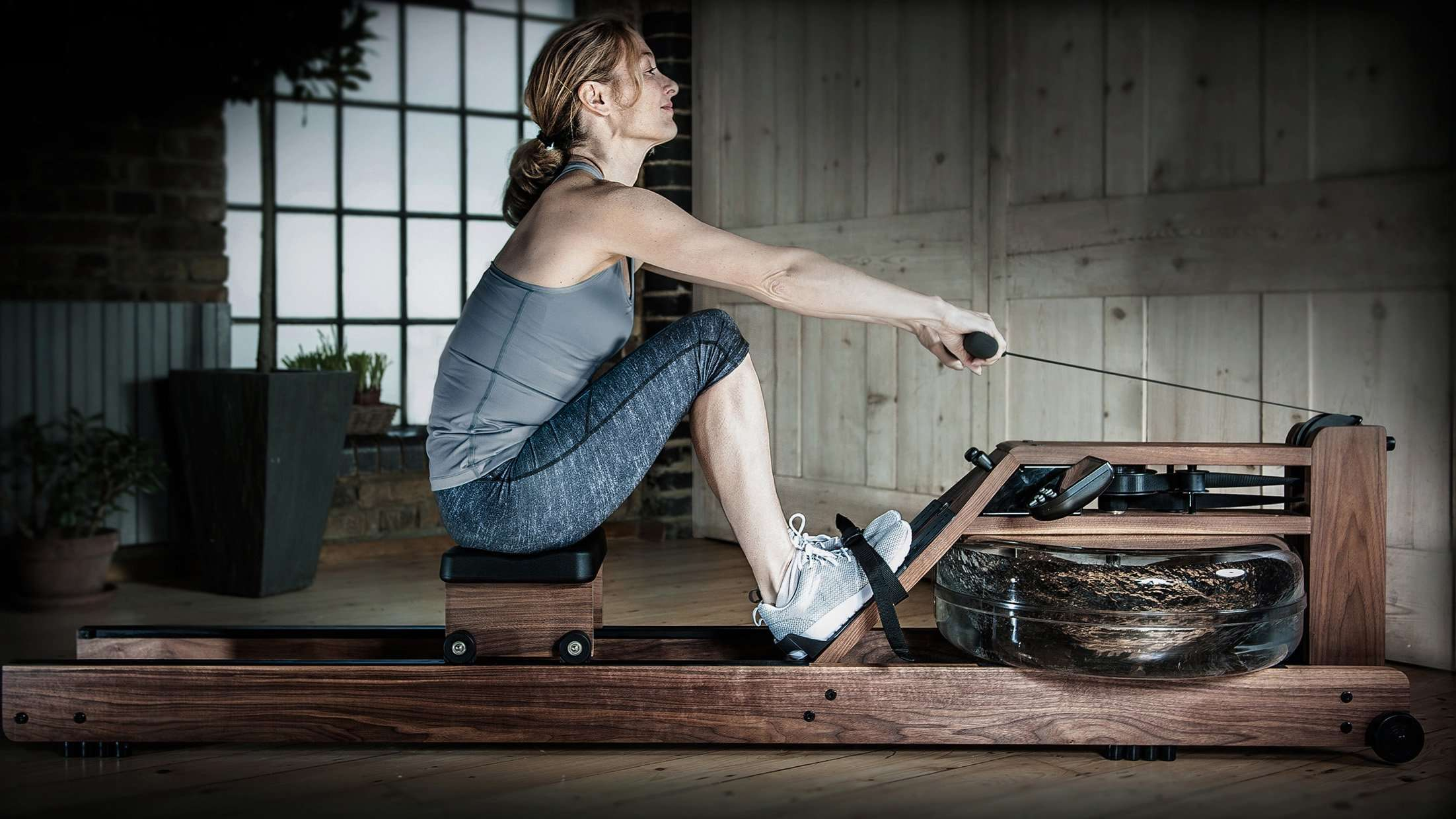 WaterRower Natural Rowing Machine review: #1 Water Rowing