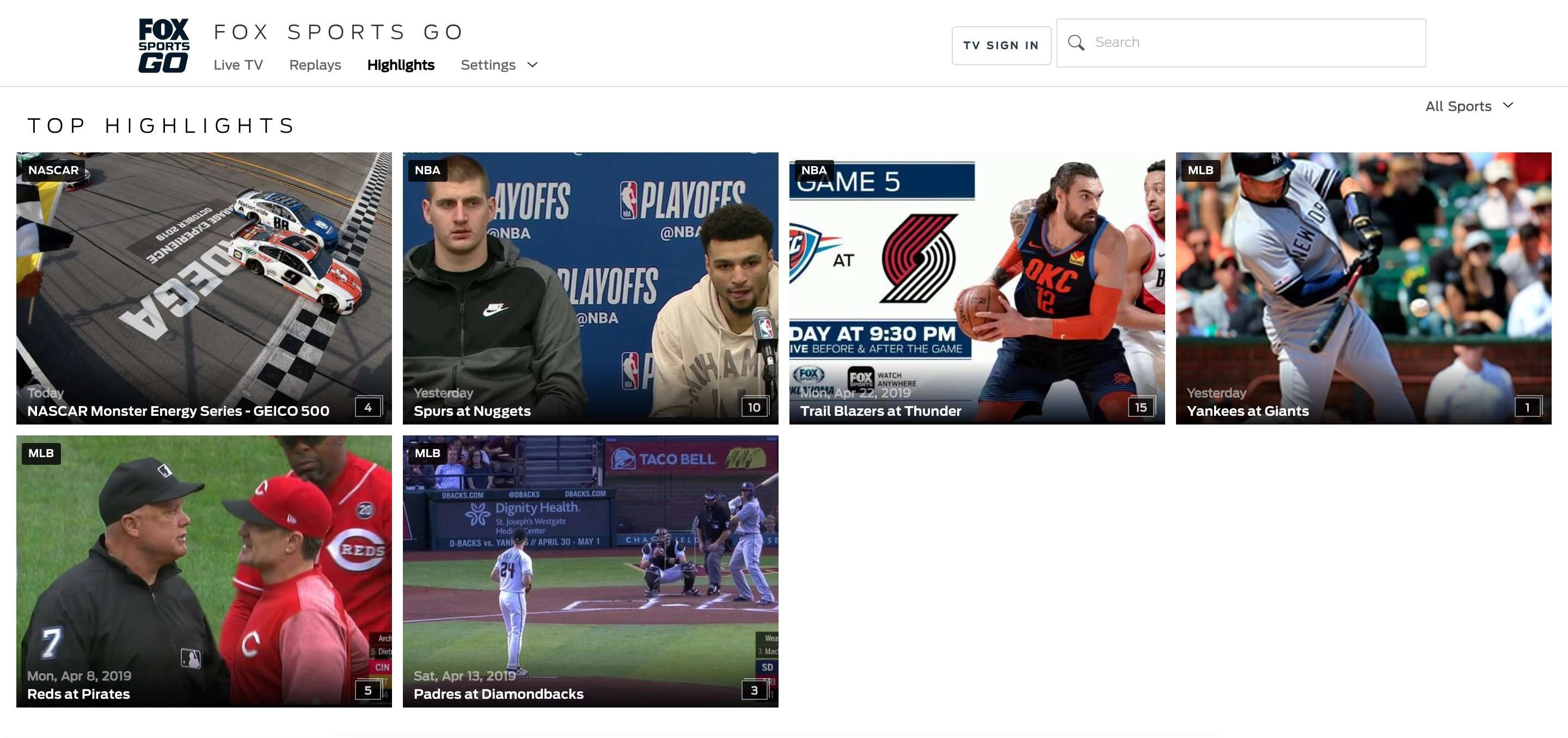 How to Watch Fox Sports Go Outside the U.S?