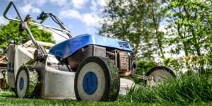 types of lawnmower blades