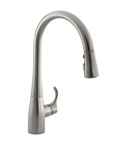 kohler-K-596-Vs modern kitchen faucet