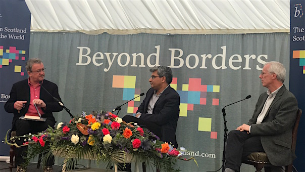 Beyond Borders 2017 – Dialogue and Cultural Exchange – Day One