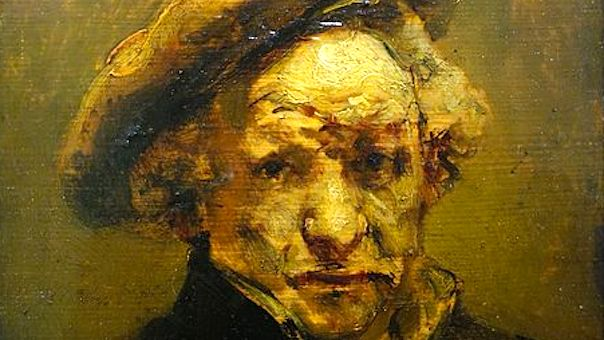 Rembrandt @ Scottish National Gallery