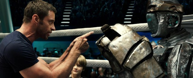 - [Critique] Real Steel (2011) Real Steel Movie Poster 2