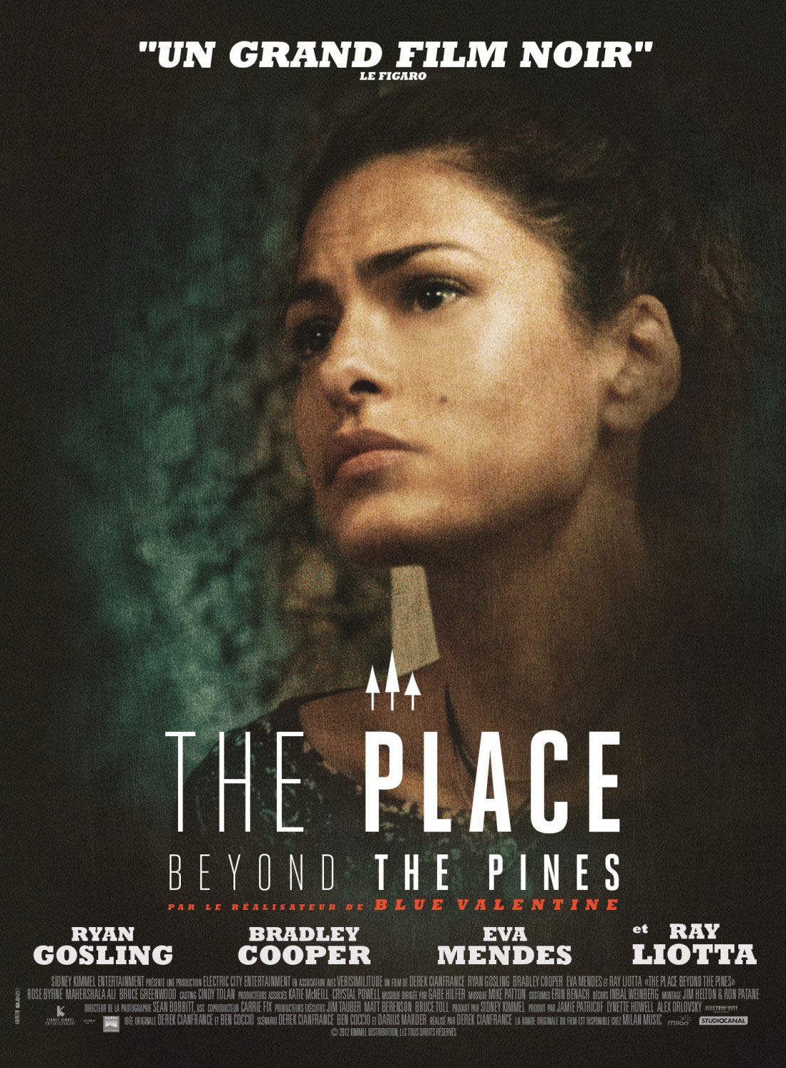 A Place Beyond The Pines Character Posters Ryan Gosling