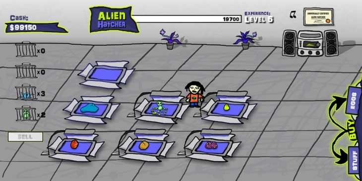 Alien Hatcher - screenshot 2