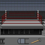 Escape The Wrestling Ring Walkthrough
