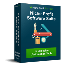 BONUS #1: THE NICHE PROFIT SOFTWARE SUITE