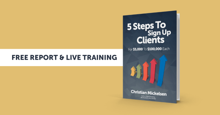5 Steps To Sign Up Clients