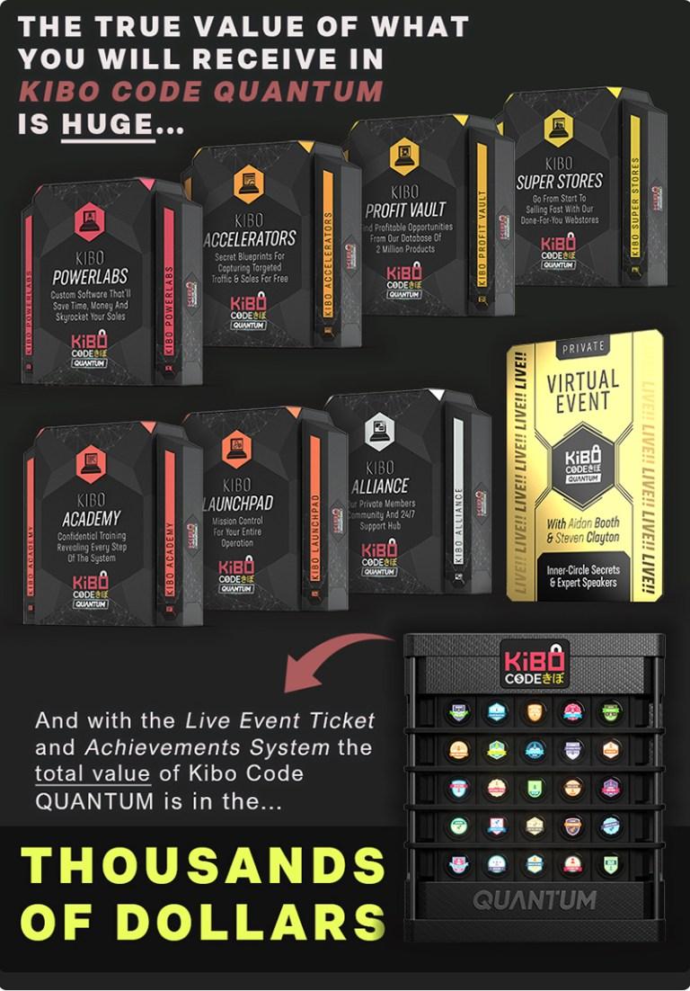 Kibo Code Quantum Price