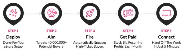 Asigo System Steps