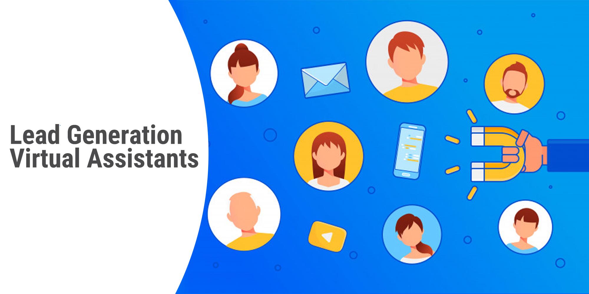 lead generation virtual assistant