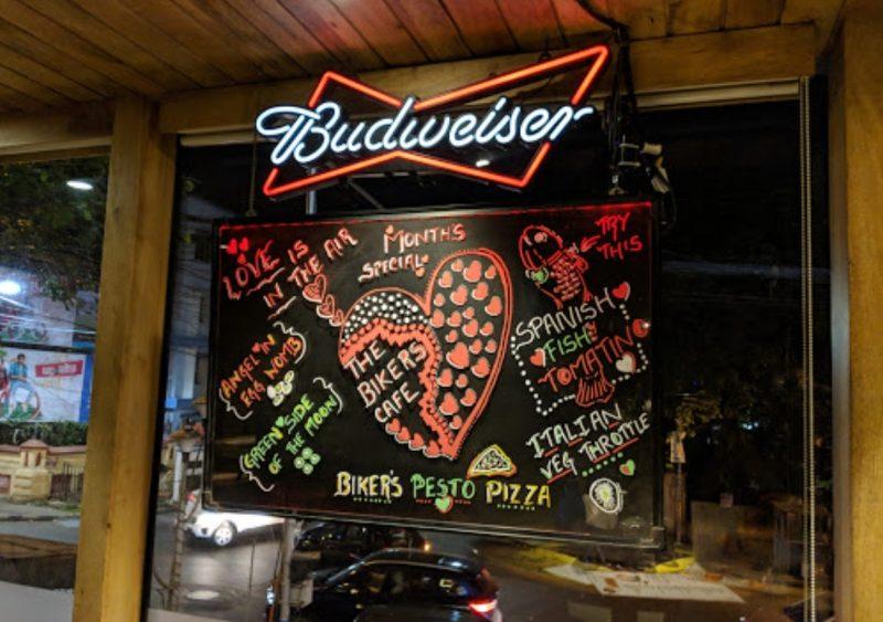 Biker's CafeBest Pizza In Kolkata