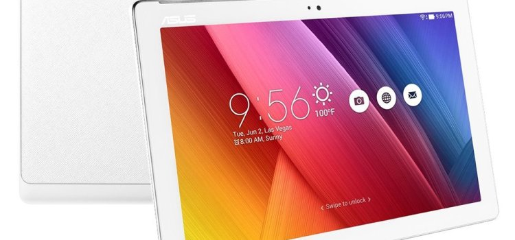ASUS ZenPad 10 Z300M 16GB 10.1 inch WiFi 2016 Edition Tablet PC, Google Android 6.0.1 Marshmallow, MTK MT8163 Quad-Core 1.3GHz, International Stock No Warranty, White