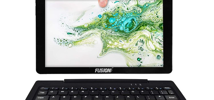 Fusion5 104EvII 2in1 Laptop Tablet PC 10.1-inch Android