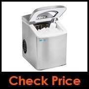 HomeLabs Portable Ice Maker Machine