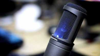 Audio Technica At2020 Microphone Review