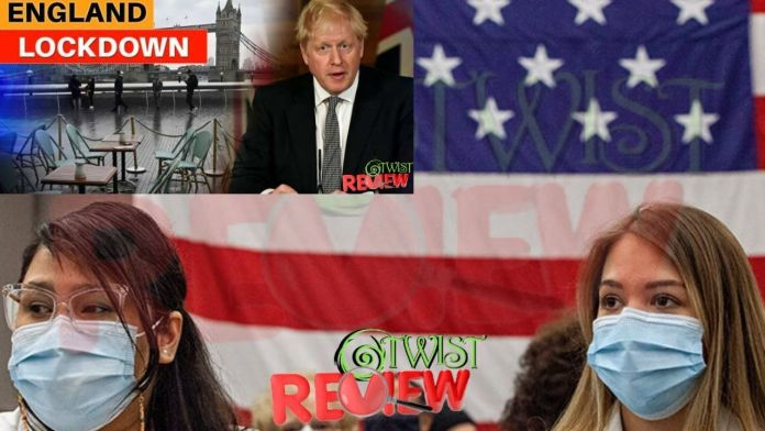 Latest COVID-19 updates Britain Going to Open which Threatening US; Texas, California report Fewer Hospitalizations.