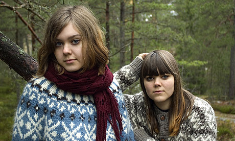 "First Aid Kit: ""When I Grow Up"" (Fever Ray Cover)"