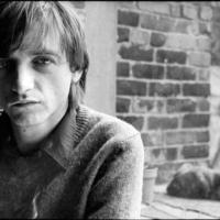 Mark E. Smith With A Cat