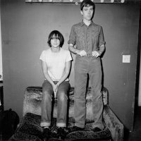 Bill Callahan With A Cat