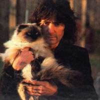 Music Legends With Cats: Ritchie Blackmore