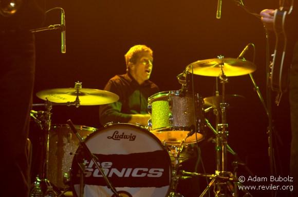 The Sonics 08