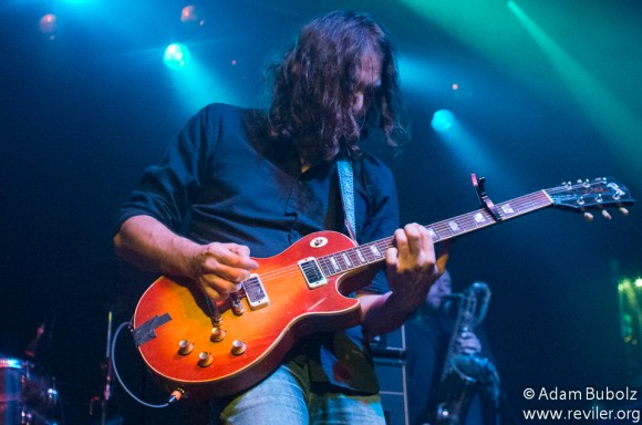 The War On Drugs @ First Avenue, Minneapolis, MN - September 23rd, 2014