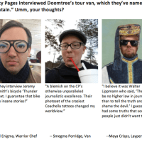 Local Voices: The City Pages Interviews Doomtree's Van