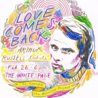 Arthur Russell Tribute Show Tonight in Minneapolis (Listen to Local Cover of 'Close My Eyes')