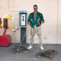 "Shabazz Palaces; ""Shine a Light"" (feat. Thaddillac) / Show Thur"