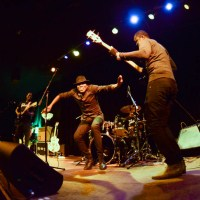 Photos: Songhoy Blues at the Cedar Cultural Center