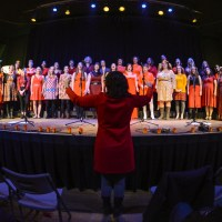 Photos: Prairie Fire Lady Choir | Sarah White at the Cedar Cultural Center