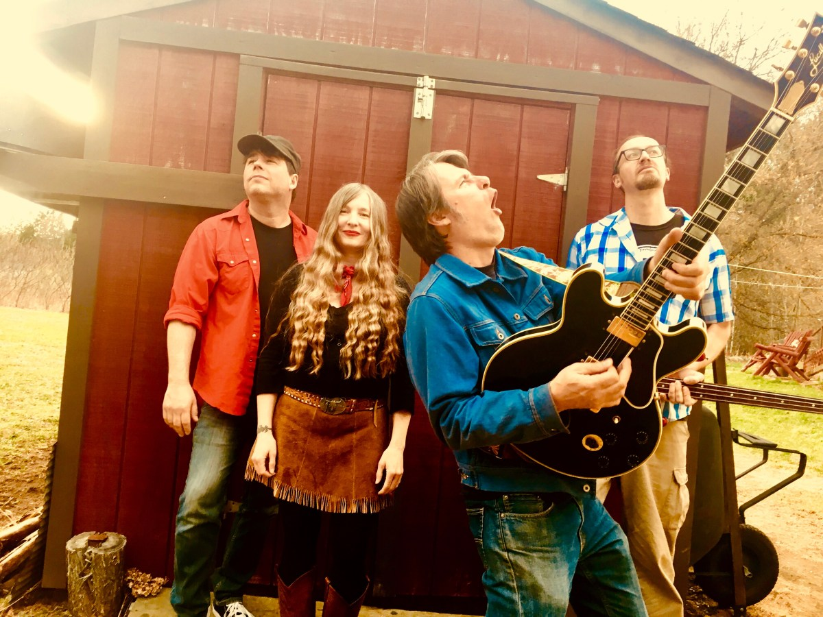 Review: Rich Mattson & The Northstars 'Totem' || CD Release Show Friday at The Turf Club
