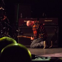 Photos: Bob Mould and Porcupine at The Palace Theatre