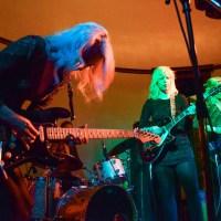 Photos: Green/Blue | Black Widows at the PNA Hall