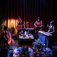 Photos: Her Crooked Heart with Idle Empress and Eustace The Dragon at Icehouse