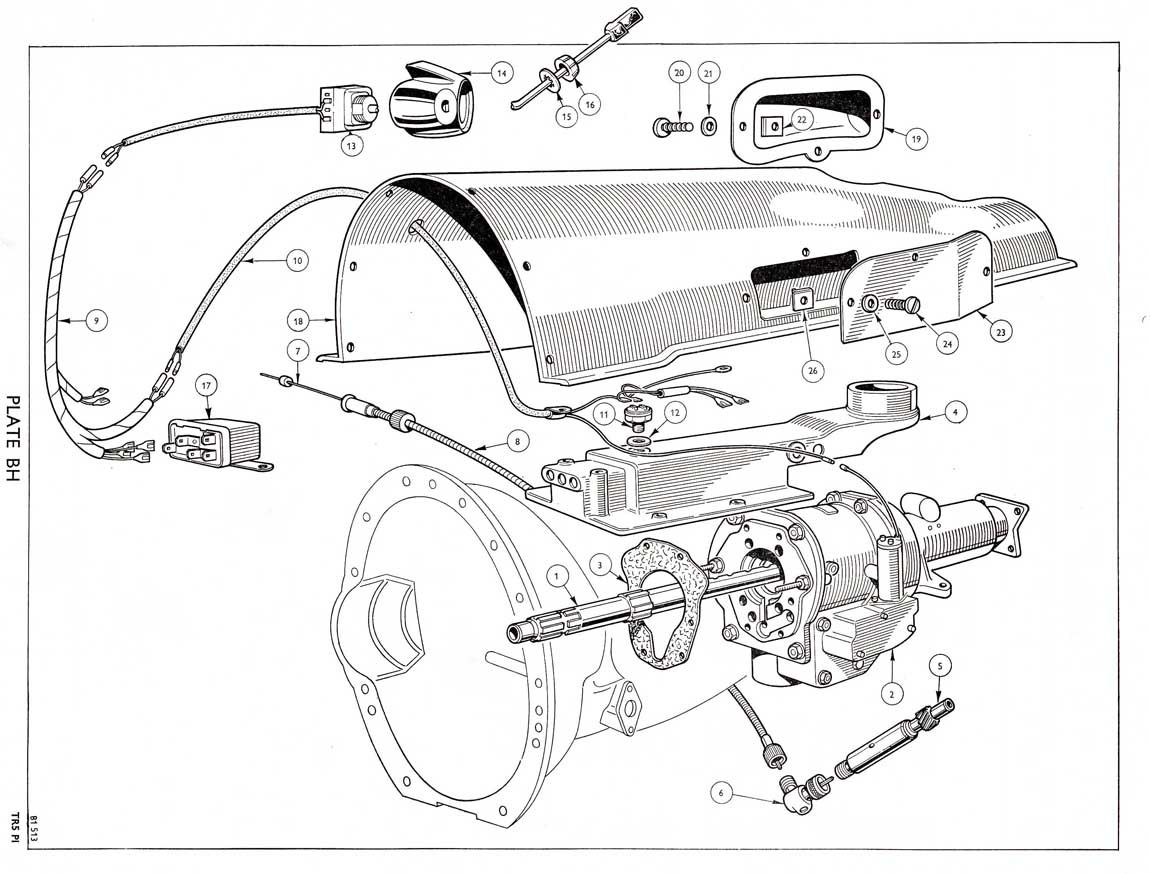 Jeep 304 Engine Parts Diagram