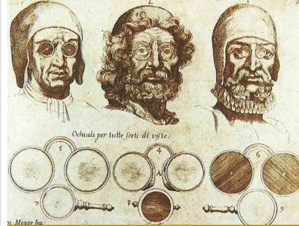 historia da oftalmologia