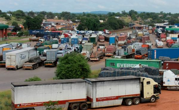 Chirundu Border Post. Image credit trademarksa.org