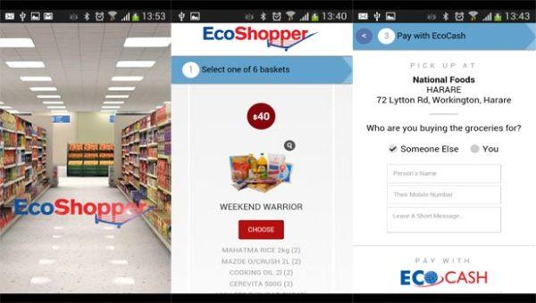 Ecoshopper. Image credit techzim.co.zw