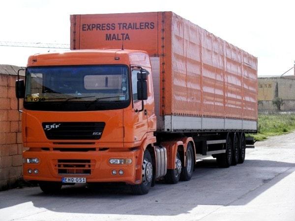 A goods truck. Image credit utahship.org