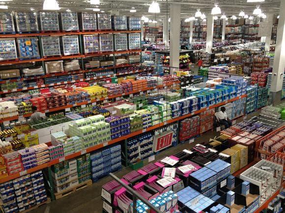 Wholesale shop. Image credit fool.com