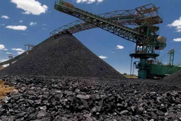 Hwange is mostily a coal town. Image credit sundaynews.co.zw