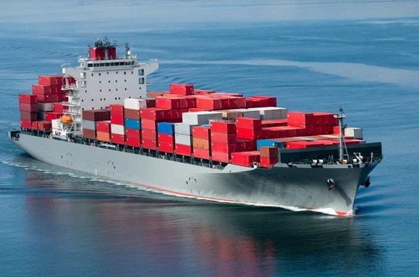 An ocean bulk cariar. Image credit malaquaylogistics.com