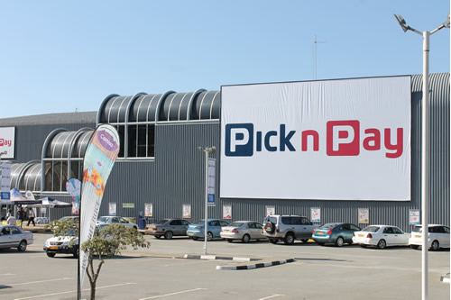Pick n Pay is an example of a limited liability company. Image credit tmsm.co.zw