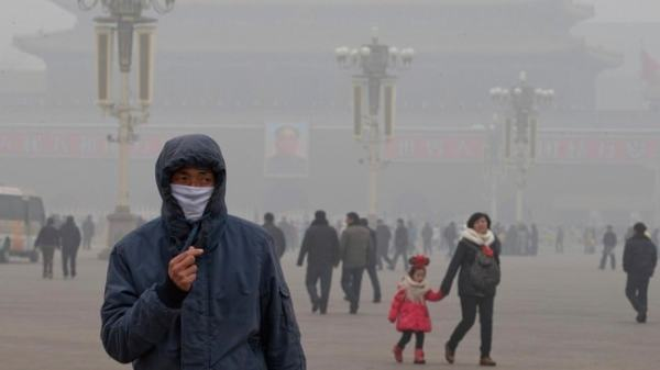 Smog in China. Image credit ctvnews.ca