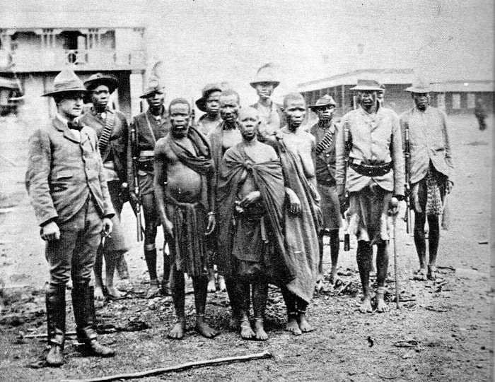 Image result for First Chimurenga war